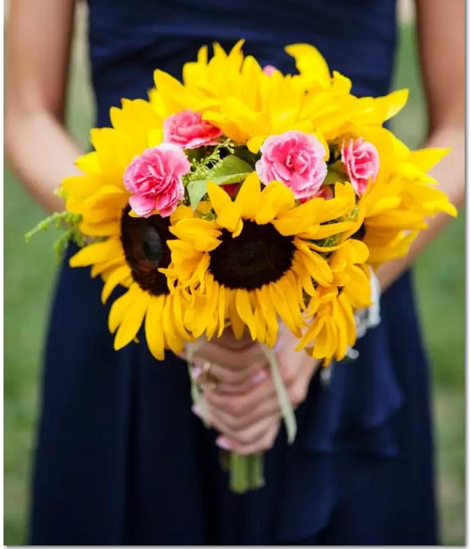 十二星座新娘专属手捧花
