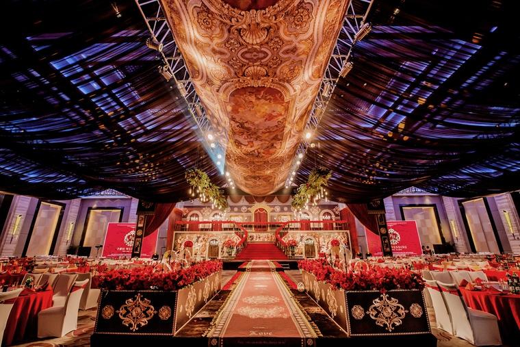 奢华大气欧式婚礼《遇一人白首》