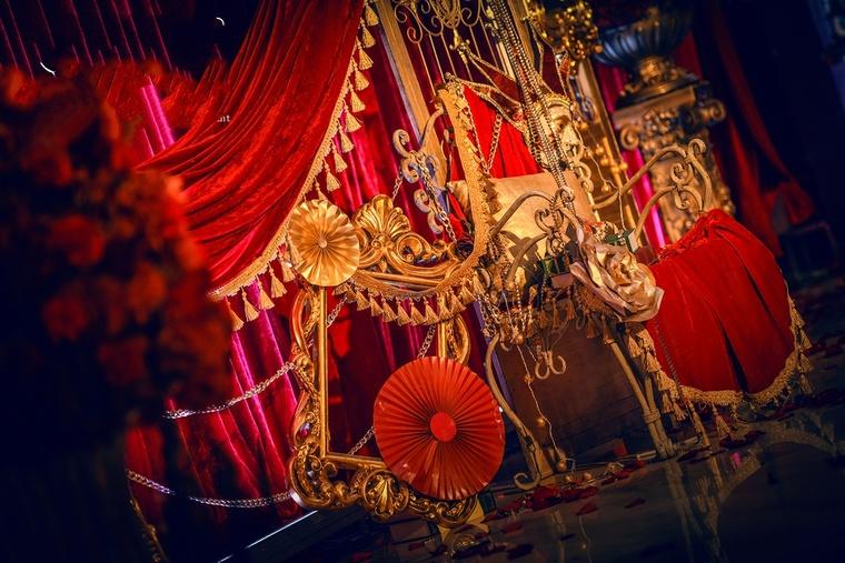 复古欧式婚礼《爱的圣殿》