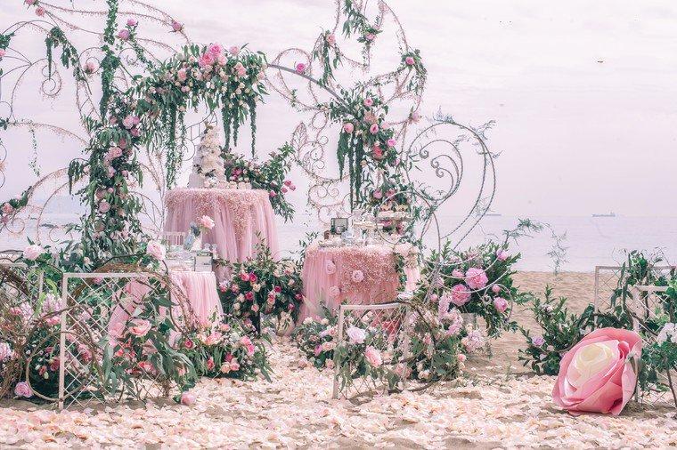 唯美梦幻风婚礼《梦中精灵》